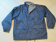 Fleece- / Windjacke / Jacke / Wendejacke in dunkelblau, XL, Clique (New Wave)