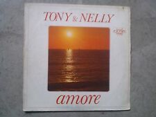 LP TONY & NELLY AMORE SERIE CICALA DURIUM VG+/EX
