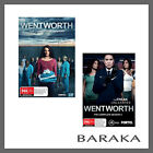Wentworth The Complete Seasons Series 1 & 2 DVD Box Set R4 New Sealed