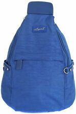 SPIRIT LIGHTWEIGHT TRAVEL RUCKSACK BACKPACK FAB COLOURS STYLE NO. 9894