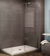 "FLEURCO 40"" EVOLUTION WALK-IN 3/8"" SHOWER DOOR V56310 FRAMELESS DESIGN"