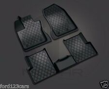 2015 2016 Jeep Renegade New All Weather Slush Mats Black Mopar 82214194AB