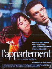 Affiche 40x60cm L'APPARTEMENT 1996 Romane Bohringer, Vincent Cassel EC