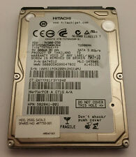 "Hitachi Travelstar HP 250GB SATA 7200rpm 2.5"" Laptop hard disk drive HDD 0A74512"