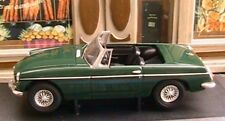 MGB ROADSTER BRITISH RACING GREEN VANGUARDS 1/43 CORGI MG B VA10700 GRUN VERDE