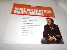 MARTY ROBBINS-MORE GREATEST HITS-COLUMBIA CS 8435 NEW SEALED LP