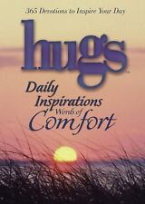 Hugs Daily Inspirations Words of Comfort: 365 Devotions to Inspire Your Day by