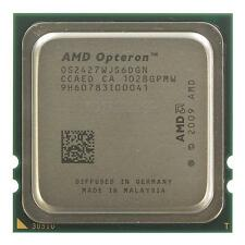 AMD Opteron 2427 6c 2,2ghz/6mb l3/4800 zócalo F-os2427wjs6dgn