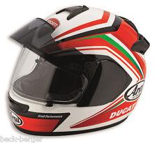 Ducati Arai Chaser V SBK II Pro casco Helmet PARASOL negro rojo nuevo 2016!!!