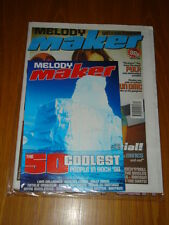 MELODY MAKER 1998 MAR 28 + GIFT KYLIE MANICS PULP SPACE