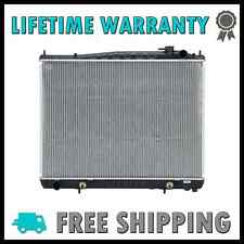 New Radiator For Nissan Pathfinder 01-04 Infiniti QX4 3.5 V6 Lifetime Warranty