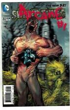 DC Comic NEW 52 7.3 3D Swamp thing ARCANE justice league  VFN+