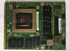 Dell M6700 M6800 Nvidia Quadro K3100M 4GB GDDR5 MXM GPU Video Card XJPPG 0XJPPG