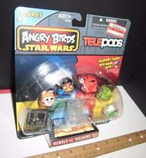 Star Wars Angry Birds - 2013 - Rebels Vs Villains Multi Pack - Telepods Rare