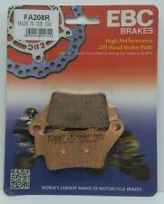 "Yamaha TT600 (1997 to 2004) EBC ""R"" Sintered REAR Brake Pads (FA208R) (1 Set)"