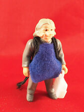 Vintage Star Wars Ugnaught Action Figure Complete w/ Toolbox & Blue Smock