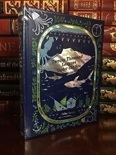 Twenty Thousand Leagues Under the Sea by Jules Verne New Sealed Leather 20,000