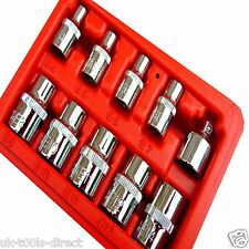 10pc E Star Femail Torx Sockets E4 - E14
