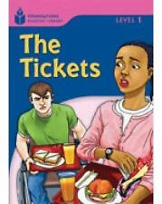 The Tickets!: Foundations Reading Library 1, Jamall, Maurice, Waring, Rob Book