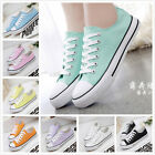 2015 Women Lady ALL STARs Chuck Taylor Ox Low Top shoes casual Canvas Sneakers