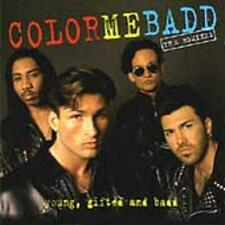 Color Me Badd - Young,Gifted & Badd - Remixes - CD-1992