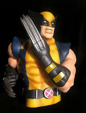 "WOLVERINE - Bust Bank / Spardose (Marvel) 7"" / 18 cm - (X-Men)"