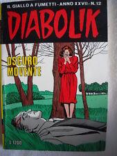 DIABOLIK anno XXVII n°12  [G311]