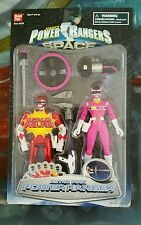 Power Rangers in Space Astro PINK New bonus Mighty Morphin RED SEALED RARE