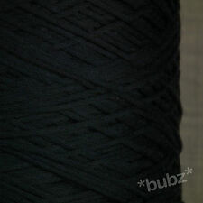 PERUVIAN PIMA COTTON YARN 4 PLY / DK 500g CONE 10 BALLS NAVY DK DOUBLE KNITTING