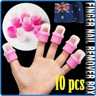 10X Wearable Salon DIY Nail UV Gel Polish Remover Soak Soakers Cap Tool NEW!!