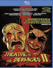 Theatre of the Deranged II DVD, 2015