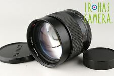 Contax Carl Zeiss Planar T* 85mm F/1.4 AEG Lens for CY Mount #10890A2