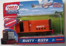 New Thomas and Friends RUSTY Trackmaster Motorized Train Engine (/USA SELLER)