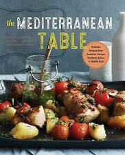 The Mediterranean Table: Simple Recipes for Healthy Living on the Mediterranean