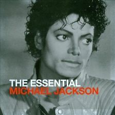 The Essential Michael Jackson by Michael Jackson (CD, 2010, 2 Discs, Epic (USA))