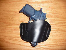 Belt Slide Leather Holster  Bersa Thunder PP PPK, CZ 82/83 Makarov Beretta 84
