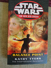 Star Wars: The New Jedi Order - Balance Point by Katherine Tyers (Paperback,...