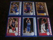 2006 Press Pass Basketball---Old School---Lot Of 6---#OS 4-6-8-12-13-14