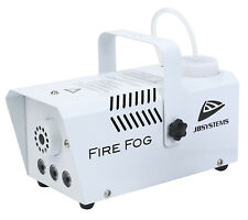 JB SYSTEMS Fire FOG NEBBIA MACCHINA LED fuoco simulazione Fog Machine Qualità Top