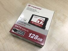 "Transcend 128 GB Internal SSD - 2.5"" - SSD370 - SATA 6Gb/s Included 3.5"" Bracket"