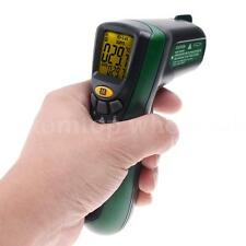MS6520A Laser Gun Infrared Thermometer Sensor Food Security Machine Boat Train