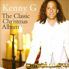 The Classic Christmas Album by Kenny G (CD, Oct-2012, Sony Legacy) NEW