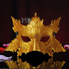 Yellow Color Venetian Mask Halloween Masquerade Ball Party Costume Hot Sale