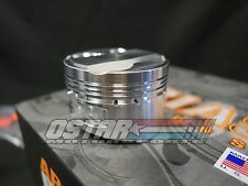 Arias Extreme OSTAR SPEC Pistons B Series B18 B18C B16 B16A 84mm Bore 11.2:1CR
