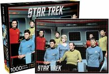Star Trek Classic Original Cast Jigsaw Puzzle 1000 Pieces AQUARIUS