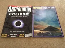 Astronomy Now Magazine.August 1999.Eclipse Guide Supplement.Space Crash Landings