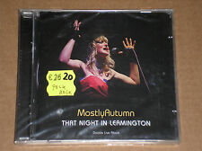 MOSTLY AUTUMN - THAT NIGHT IN LEAMINGTON - 2 CD SIGILLATO (SEALED)