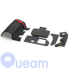 Body Front Back Bottom Terminal Grip Rubber Replacement For Nikon D700