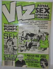 Viz Comic issue 36 June/July 1989 Royal Sex Special - COM-020 -