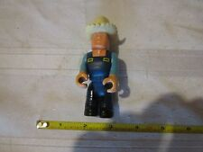 Fisher Price Husky Helper construction man dad farmer ranch rodeo tractor hat